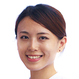 Elaine, professional housekeeper in Taipei city